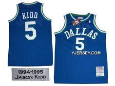http://www.yjersey.com/dallas-mavericks-5-kidd-blue-throwback-jerseys.html DALLAS #MAVERICKS 5 KIDD BLUE THROWBACK JERSEYSOnly$33.00  Free Shipping!
