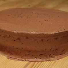 Tejszínes csokoládétorta recept