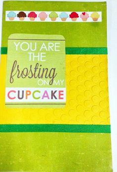 Handmade Happy Birthday Greeting Card