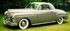 Dodge Wayfarer Business Coupe (1949) - View Picture - Motorbase