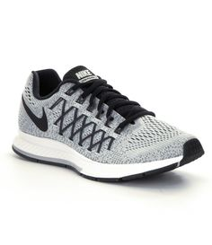 Pure Platinum/Dark Grey/Black:Nike Air Zoom Pegasus 32 Women´s Running Shoes