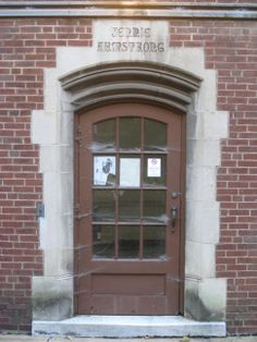 Sophronia Strong Hall Addition, 1938, East Courtyard.