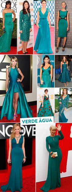 88 inspirações de celebridades para combinar seu vestido de festa e acessórios - Chata de Galocha