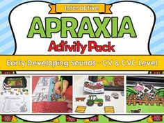 Interactive Apraxia Activities