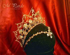 La Bayadere tiara by M Pardo