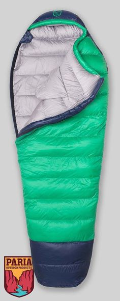 Our Thermodown 0 sleeping bags are back in stock, so for those who are wanting to grab one (or two), thank you for waiting. Go ahead and get yours now!  #camping #backpacking #outdoors
