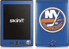 Skinit New York Islanders Solid Background Vinyl Skin for Amazon Kindle 4 WiFi by Skinit. $19.99. IMPORTANT: Skinit skins, stickers, decals are NOT A CASE. Our skins are VINYL SKINS that allow you to personalize and protect your device with form-fitting skins. Our adhesive backing can be applied and removed with no residue, no mess and no fuss. Skinit skins are engineered specific to each device to take into account buttons, indicator lights, speakers, unique ...