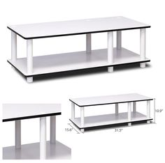 White television stand media amusement focus stockpiling furniture fit 31 inches #PerfectAllinaceLad #Contemporary