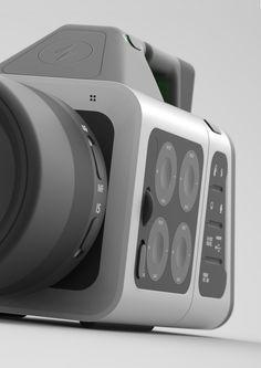 Hyperion - medium format digital camera on Behance