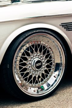 BMW on BBS
