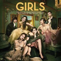 Girls Volume 2: All Adventurous Women Do...Music From The HBO Original Series - Various Artists on LP
