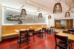 SUSHI bar realizace: DEVOTO