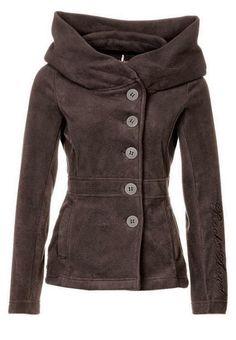 Comfy Fleece Zip Up #Jacket