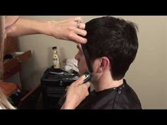 HOW TO CUT Mens Medium / Long Hair with Scissors // Hair Tutorial Video - Uñas Coffing Maquillaje Peinados Tutoriales de cabello Medium Long Hair, Long Wavy Hair, Medium Hair Cuts, Long Hair Cuts, Medium Hair Styles, Long Hair Styles, Casual Curls, Medium Layered Haircuts, Super Hair