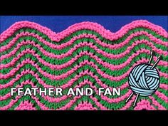Slip-stitch Crosses Stitch - YouTube