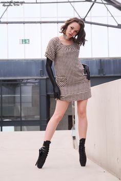Ballet Boots, Ballet Heels, Alexandra Potter, Long Gloves, Nice Legs, Dress To Impress, Heeled Boots, High Heels, Pumps