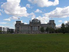 Reichstag / Parlamento - Berlín - Alemania
