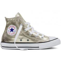008f55dcb910 Chuck Taylor All Star Metallic für Jugendliche und Kids - Converse DE