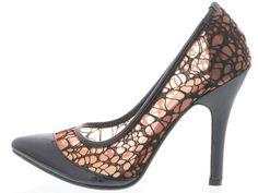 Schoenen - Sugarfree Shoes: Irena   Buitenkant