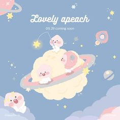 Apeach Kakao, Kakao Friends, Flower Phone Wallpaper, Cute Wallpapers, Disney Characters, Fictional Characters, Family Guy, Disney Princess, Movie Posters