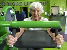 """Yvonne Dollard turned 90 this February, but looks and moves with the grace and speed of someone years younger. A former singer with the San Francisco Opera and other companies in the United States, she goes four to five days a week to the Youfit Health Club on Tuttle and Bee Ridge.""""I'm the oldest person at the gym,"""" she says proudly.  She usually walks for half an hour on the treadmill and then does resistance training on eight different machines."""
