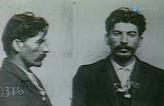 Post with 15 votes and 11236 views. Shared by ateart. A unique mugshot of young Joseph Stalin from Rare Historical Photos, Rare Photos, Old Photos, Person Falling, Joseph Stalin, Political Art, Altered Images, Portraits, Photo Black