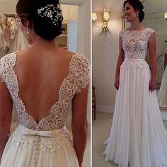 Is this the style you want? Looking at wedding dresses is making me even more excited Amy!!!