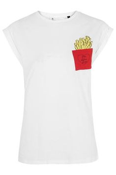 Fries Before Guys Pocket Tee By Tee And Cake