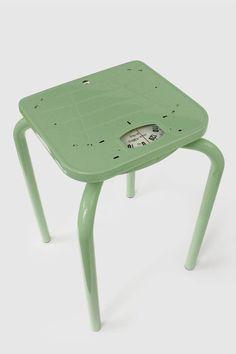 Weight and seat, DESIGN : ATYPYK: