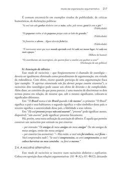 Página 217  Pressione a tecla A para ler o texto da página