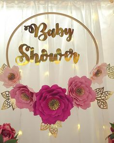 Look at this cool baby shower ideas - what a very creative innovation - Baby shower - Baby Deco Baby Shower, Diy Shower, Baby Shower Parties, Baby Shower Themes, Baby Boy Shower, Shower Ideas, Diy Baby Shower Decorations, Baby Shower Centerpieces, Balloon Decorations