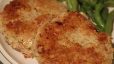 Tasty ham and potato patties with green onion and Dijon mustard are rolled into panko bread crumbs and fried until golden brown. The delicious little cakes are a great way to use up post-holiday leftovers.