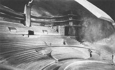 angusearlarci591:  Frederick Kiesler Universal Theatre 1961       Frederick Kiesler (1890-1965) more topical than ever
