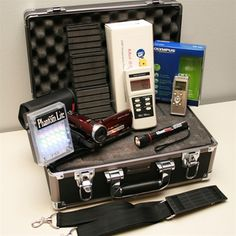 GhostStop Ghost Hunting Equipment - Professional Ghost Hunting Kit