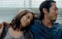 Glenn & Maggie Forever ~ The Walking Dead