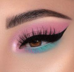 Makeup Inspiration - May 2020 - BeautyVelle Edgy Makeup, Eye Makeup Art, Crazy Makeup, Cute Makeup, Skin Makeup, Makeup Inspo, Eyeshadow Makeup, Makeup Inspiration, Makeup Hacks