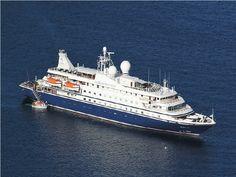 Sea Dream II Cruise