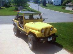 #135719426 Oncedriven 1978 Jeep CJ7 - Lakeville, MN