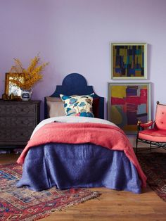 Lovely lavender // Kim Jeffery