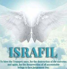 Israfil إسرافيل