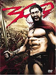 Based on the epic graphic novel by Frank Miller, 300 is a ferocious retelling of the ancient Battle of Thermopylae in which King Leonidas (Gerard Butler) and 30 300 Movie, Movie Tv, Gerard Butler, Vincent Regan, Coyote Ugly, Hd Movies, Movies Online, Movies And Tv Shows, Writing