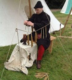 The Secrets of Medieval Candle Making If you want to make candles like the craftsmen who practiced medieval candle making, you'll need beeswax, a length of wool string for a wick, a stick to suspend...
