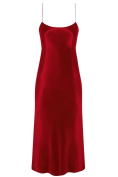 Red Slip Dress, Silk Slip, Retro Outfits, Dress Me Up, Korean Fashion, Lounge Wear, Clothes, Terrace Decor, Rich Girl