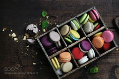 Macaroons by hopoved #food #yummy #foodie #delicious #photooftheday #amazing #picoftheday