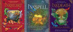 Inkworld Trilogy by Cornelia Funke