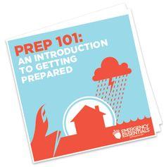 Emergency Essentials - Disaster Preparedness by Type