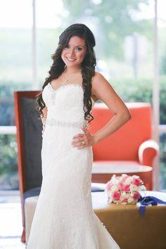 David Tutera for Mon Cheri Bride ~ Areli  #weddingdresses #weddinggowns