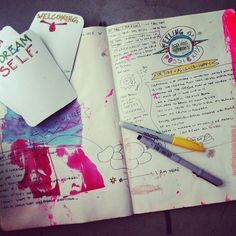 Creative Journal FAQ: Help! I Get Stuck Trying To Put My Dreams into Action