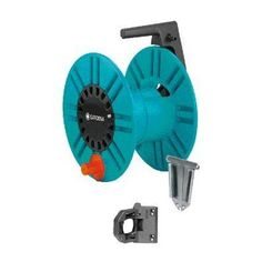 Gardena Wall Fixed Hose Reel 60 With Guiding 2650 Home Depot