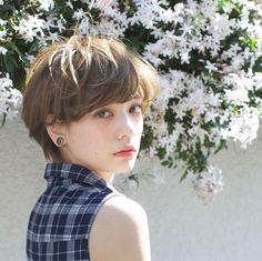 うまくは言えないけど「こんな髪にしたいんです」。長さ別、ヒトメ惚れヘアカタログ|MERY [メリー]